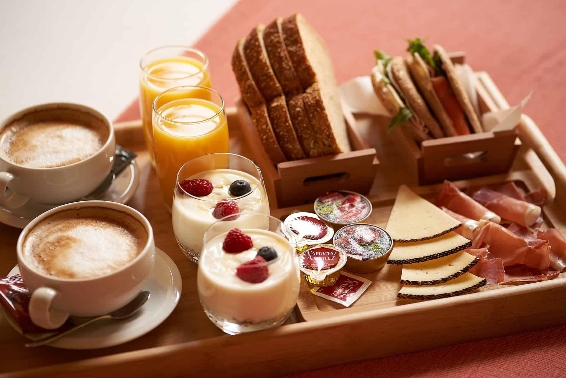 Desayuno inflamatorio