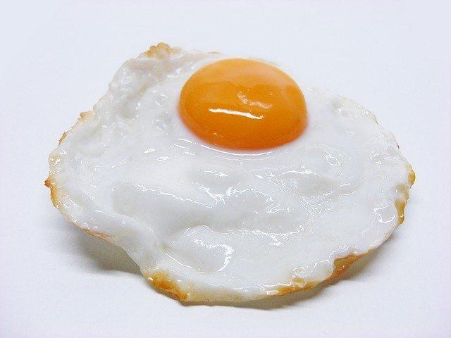 Huevo fuente de proteínas