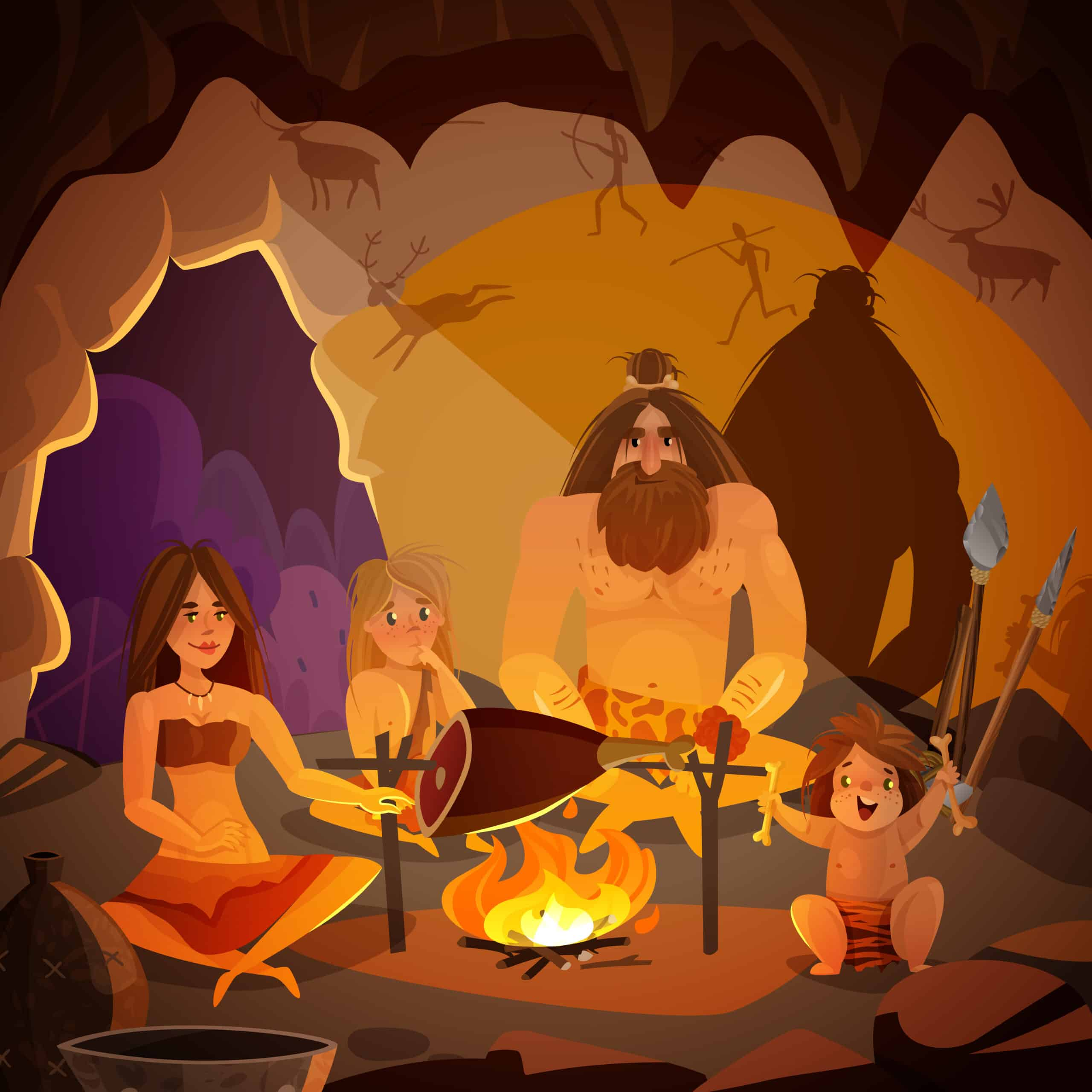 Familia paleolítica