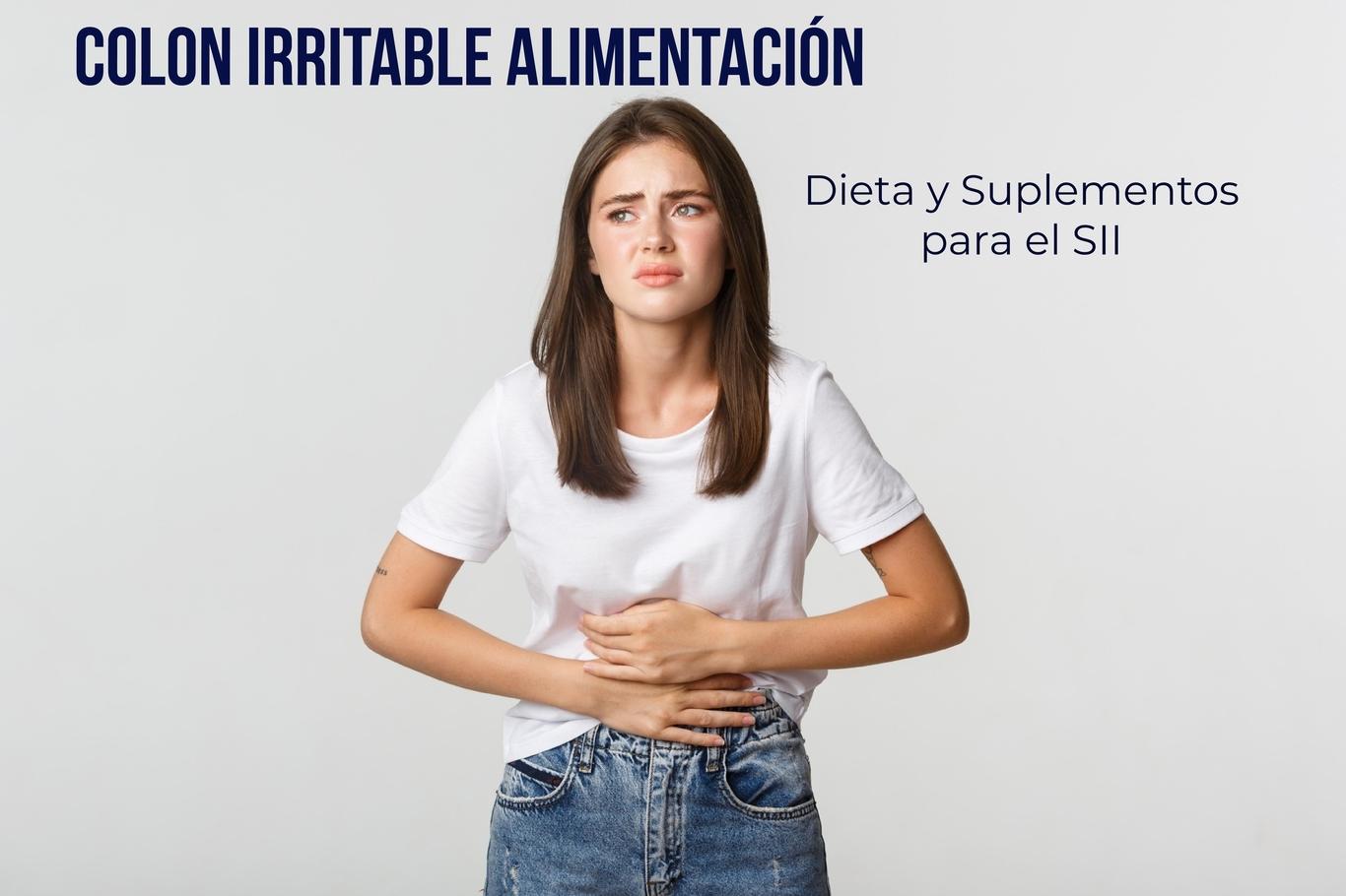 Colon Irritable Alimentacion